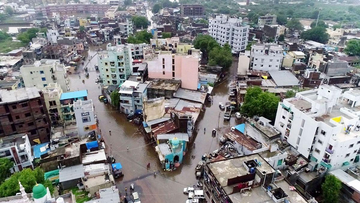 QAhmedabad: Monsoon Deficit Drops, Heavy Rains Expected Across Guj