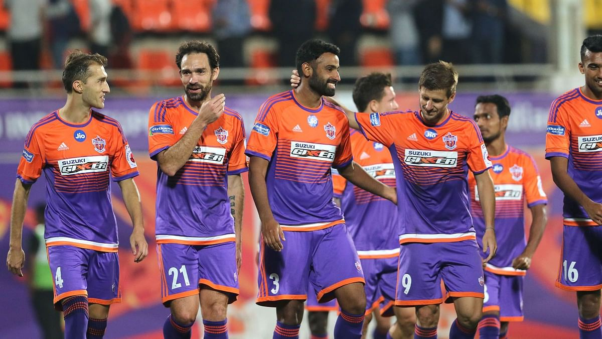 Hyderabad FC to Replace Struggling FC Pune City in New ISL Season