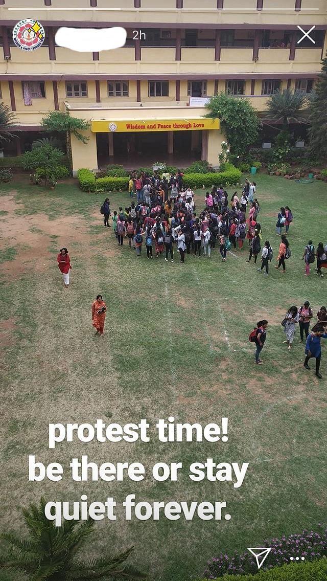'Wear a Salwar-Kurti or Go Home': Hyderabad's St Francis College