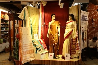Exhibits of twelve fading crafts at CCIC, Delhi (Source: CCIC)