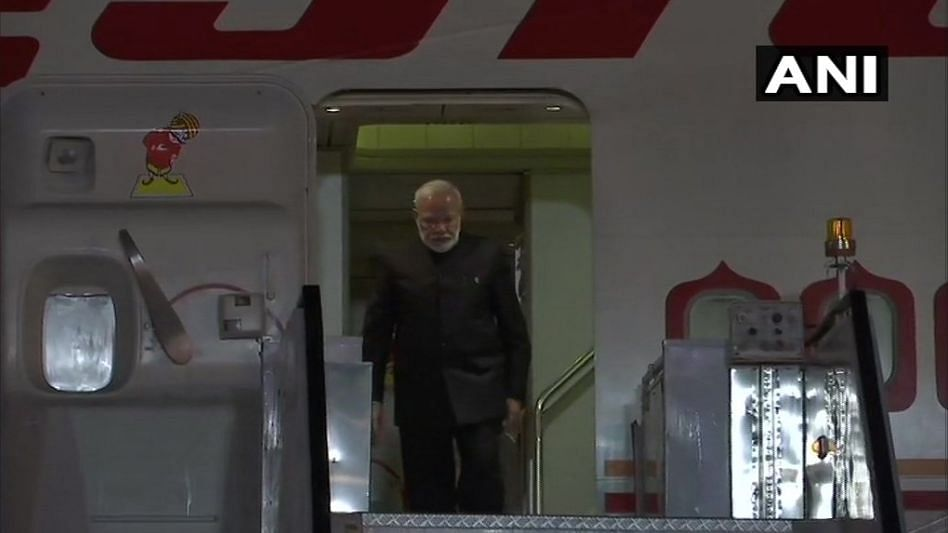 PM Modi Returns to India After Tri-Nation Visit, G7 Summit
