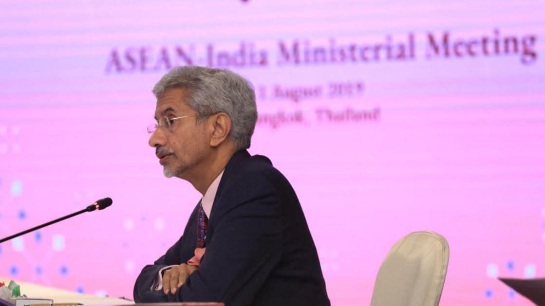 S Jaishankar in Thailand: ASEAN-India Ministerial Meeting Ends