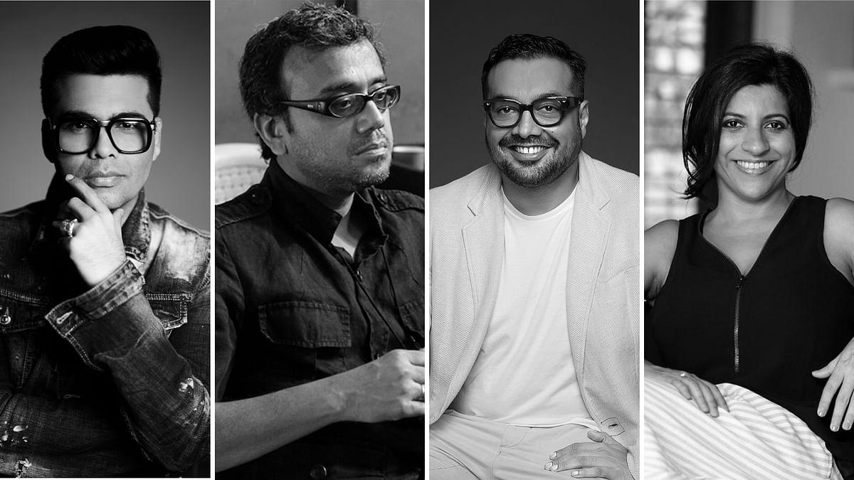 Karan Johar, Dibakar Banerjee, Anurag Kashyap & Zoya Akhtar.