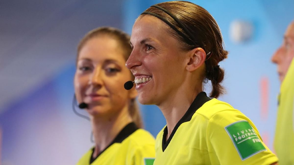 Frappart Makes History: First Female to Officiate Super Cup Final