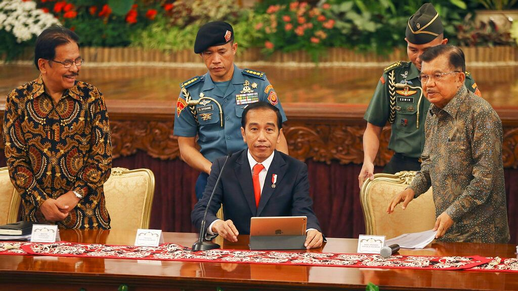 Indonesia to Move Capital from 'Sinking' Jakarta to Borneo Island