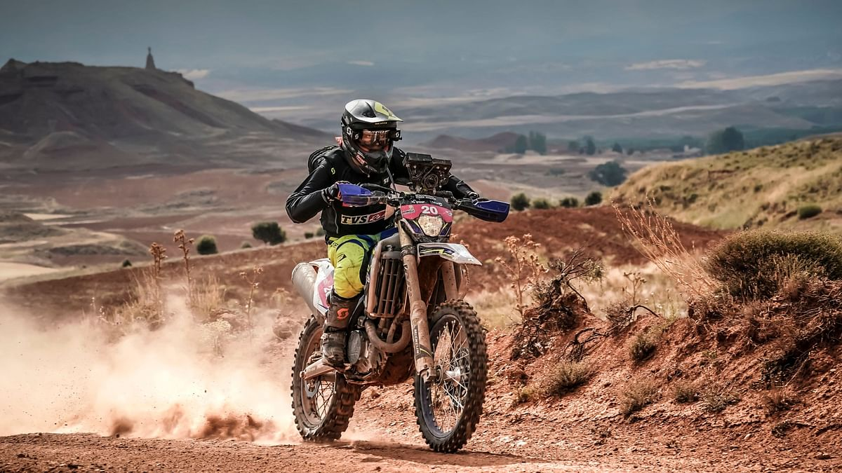 Aishwarya Pissay Becomes First Indian Woman to Win FIM World Cup