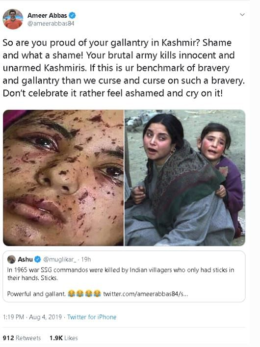 Here's a Round-Up Of All the Fake News Around Kashmir Issue