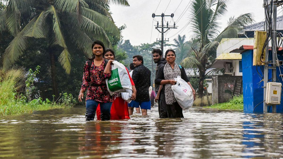 Kerala Floods: Trains, Flights Cancelled, over 26,000 Evacuated