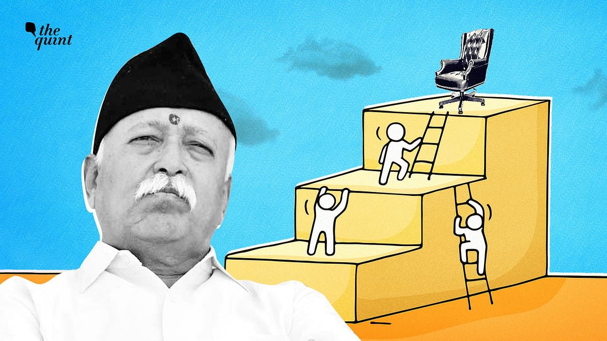 An Unnoticed 'Election' Will Define Role of RSS in India's Future