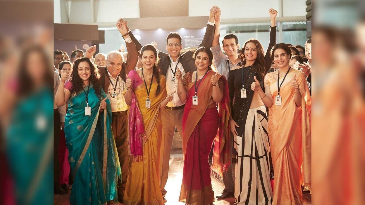 Akshay Kumar Starrer Mission Mangal Movie- How Mission Mangal Wastes Five  Successful Female Actors