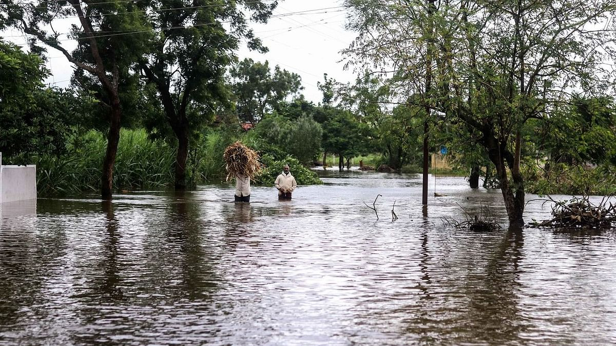 At least 40 people have been killed across Kolhapur and Sangli districts of Maharashtra, over 400,000 evacuated to transit camps, and livestock and crop losses are huge but yet to be properly estimated.