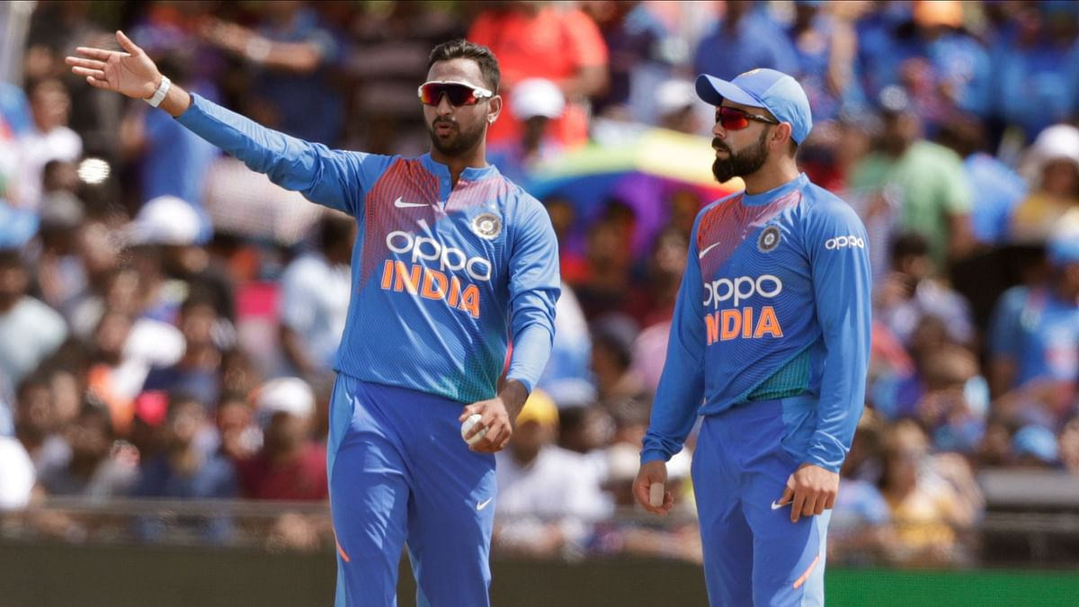 Krunal Pandya Underlines  His Importance  to India's T20 Plans