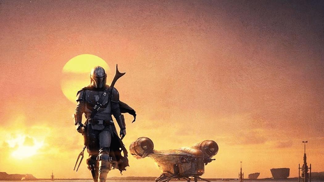 A Darker Side to Star Wars in Disney Plus' The Mandalorian Teaser