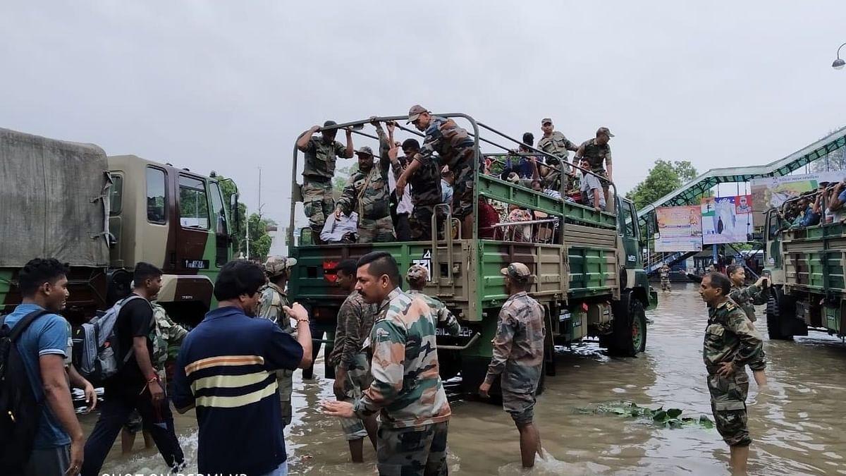 5 Dead, Over 5,000 Evacuated as Rains Wreak Havoc in Vadodara
