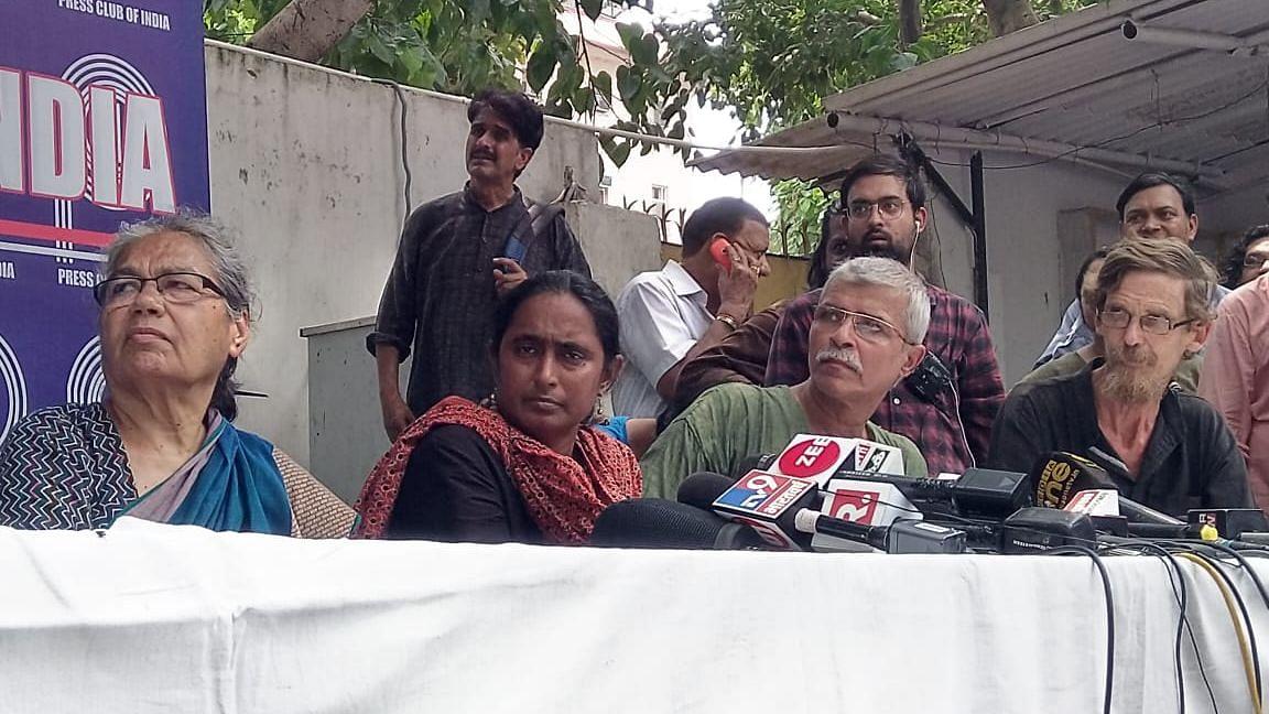 Activists Denied Permission to Show Kashmir Video at Press Club