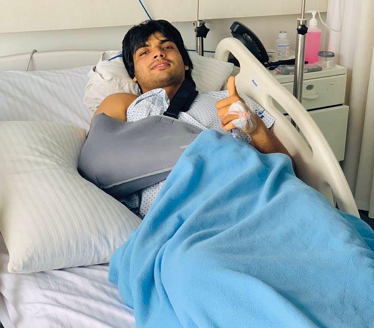 With Eye on Olympics, Neeraj Chopra Doesn't Go Home Despite Injury