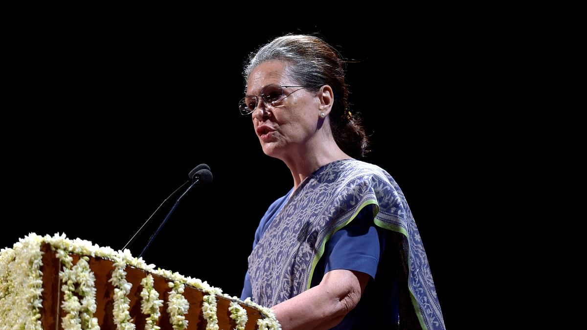 CWC Elects Sonia Gandhi as the Interim Congress President