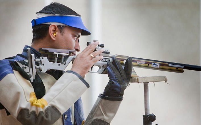"""<div class=""""paragraphs""""><p>Tokyo Olympics: Sanjeev Rajput and&nbsp;Aishwary Pratap Singh Tomar fail to make the final of the men's 50m rifle 3 positions </p></div>"""