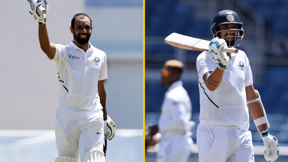 2nd Test: Vihari's Ton & Ishant's Fifty Help India Post 416