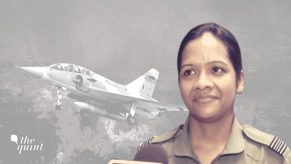 'Technology Doesn't Know Gender': Sqn Ldr Minty Agarwal on Balakot