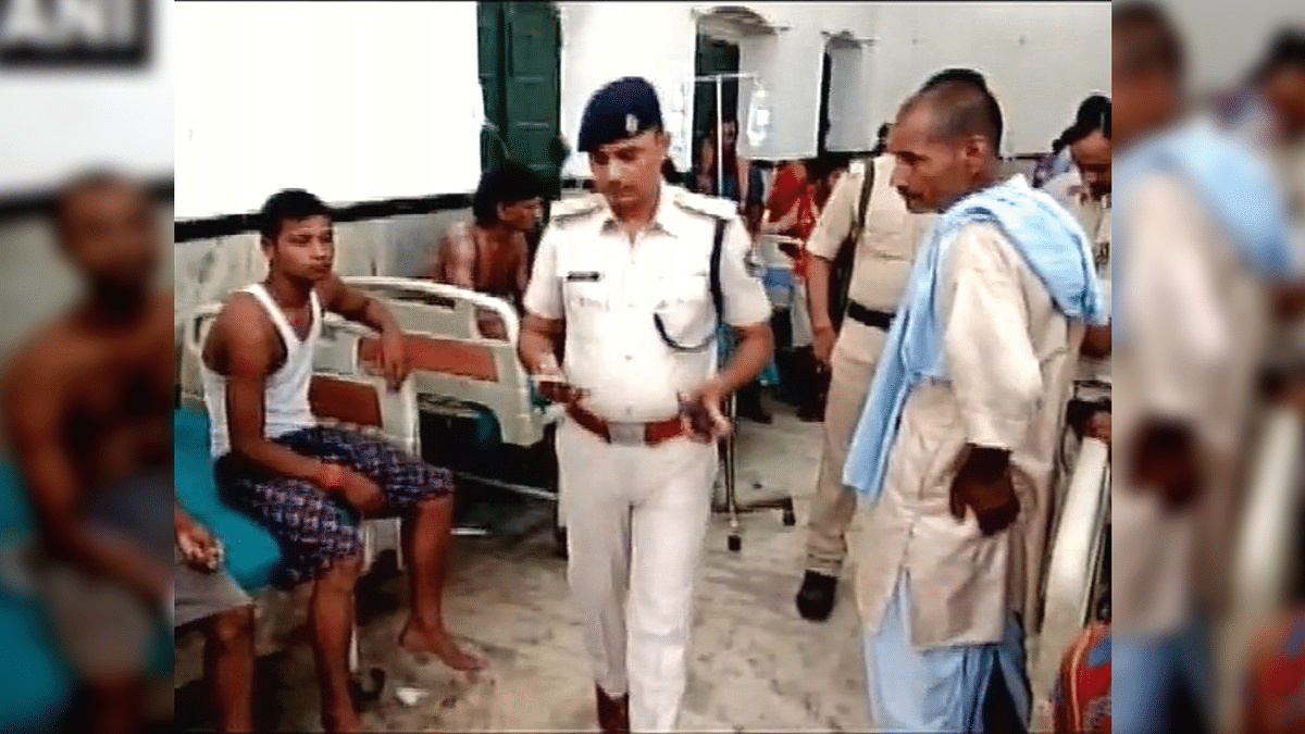 16 of a Bihar Family Attacked With Acid for Resisting Molestation