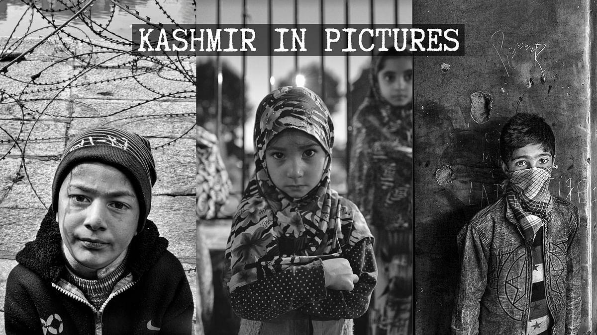 Faces, Guns, Pellets: Kashmir through the Eyes of a Photographer