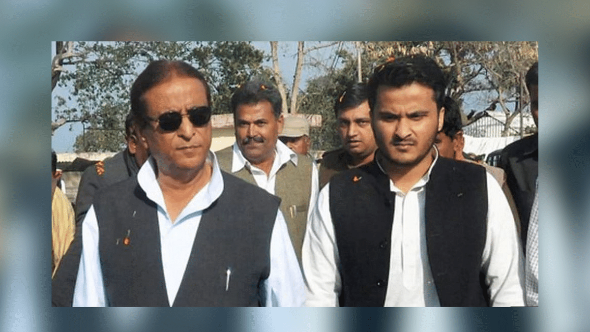 Security Tightened in Rampur After Police Detained Azam Khan's Son