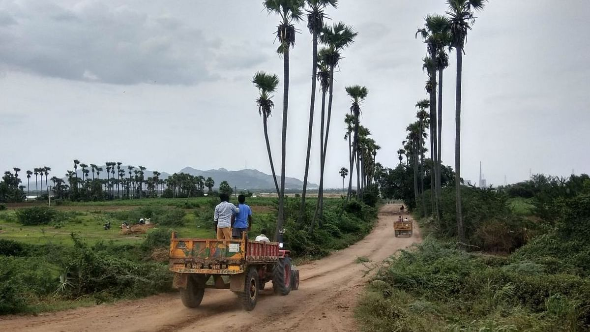 Amaravati Capital City Project: From Utopia to  Uncertain Future