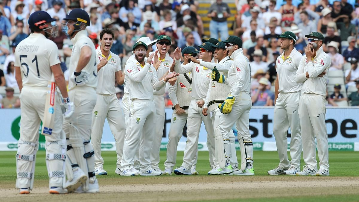 Australia beat England by 251 runs in the first Test at Edgbaston.