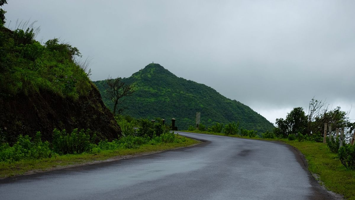 When planning a monsoon road trip, always a keep a tab on the weather.