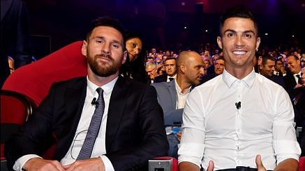 Would Love to Have Dinner With Messi: Ronaldo