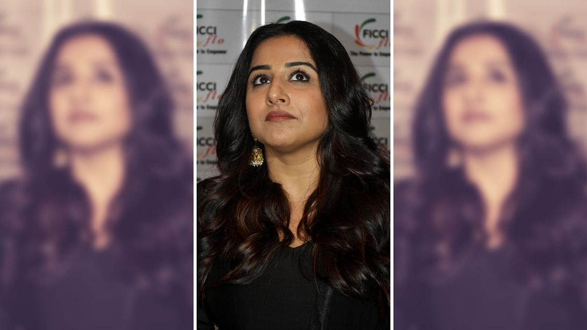Felt Really Ugly: Vidya Balan on Early Days of Her Acting Career