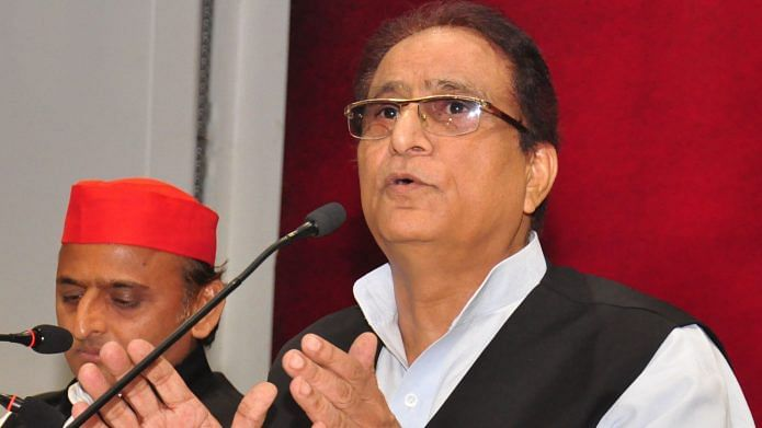 ED Files Money Laundering Case Against SP Leader Azam Khan