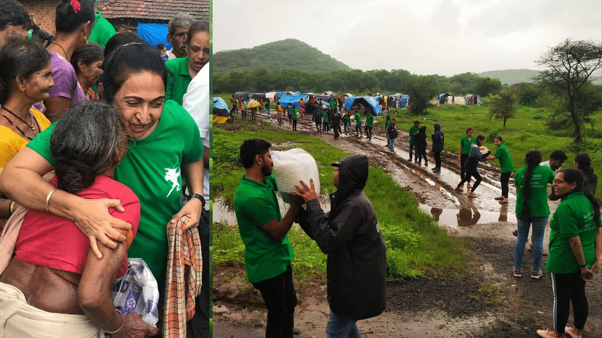I-Day Special: Robin Hood Army Serves 5 Million Meals in Villages
