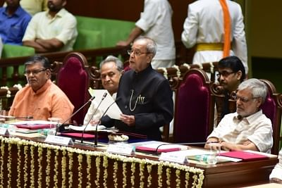 Parliamentary democracy didn't come easily: Pranab Mukherjee