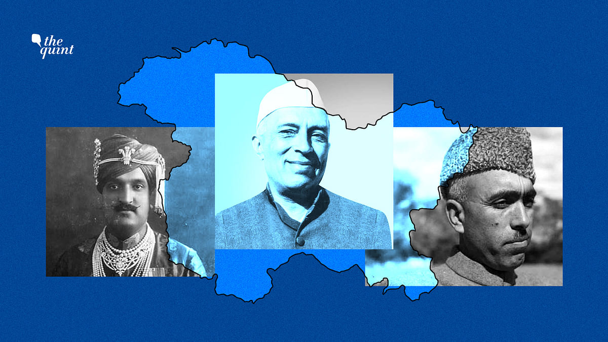 What are the roots of the Kashmir conflict? Why did accession of Kashmir become a contentious issue?