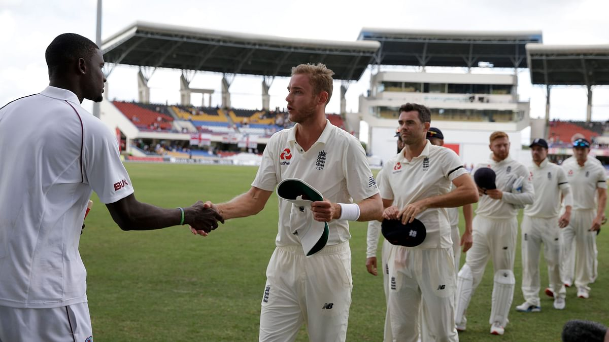 The last Test played here saw England scoring 187 and 132 which the hosts won by 10 wickets.