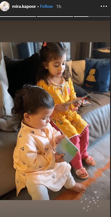 Cuteness Overload! Alia Ties Rakhi on Karan Johar's Son Yash