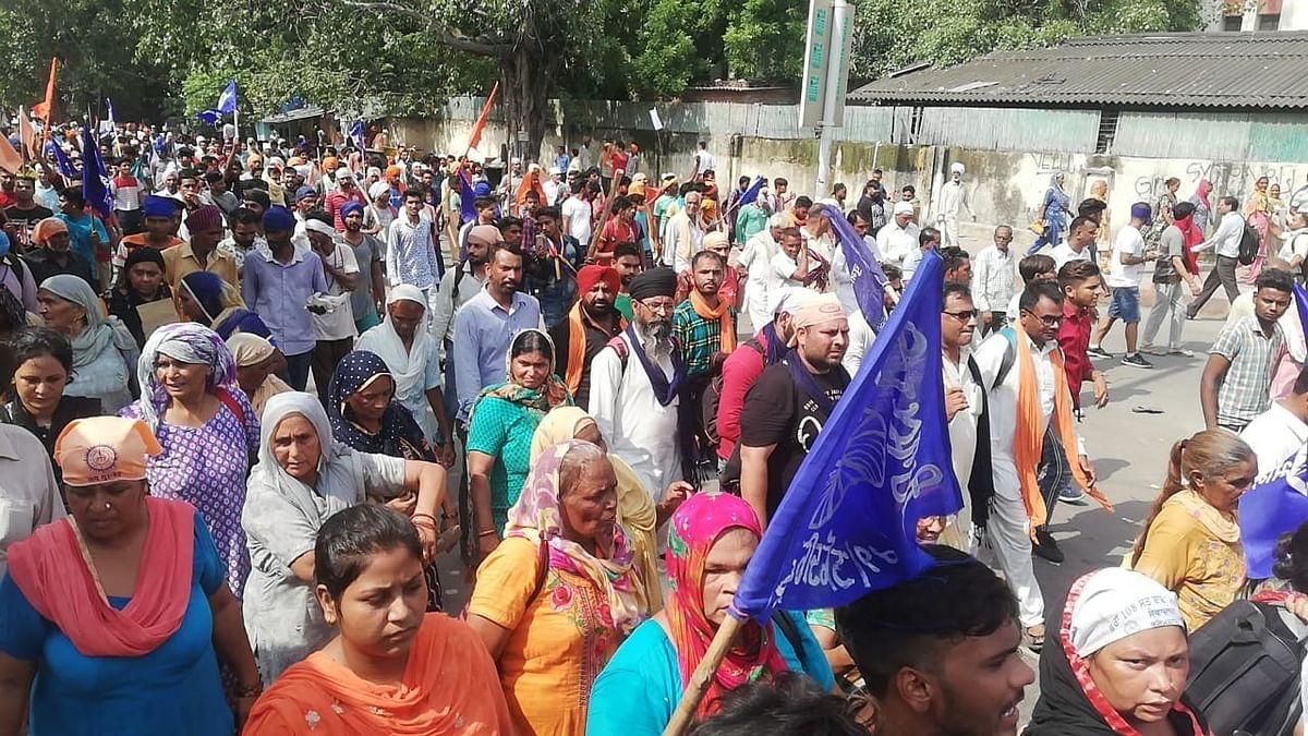 Bhim Army Threatens 'Bharat Bandh' on Ravidas Temple Issue