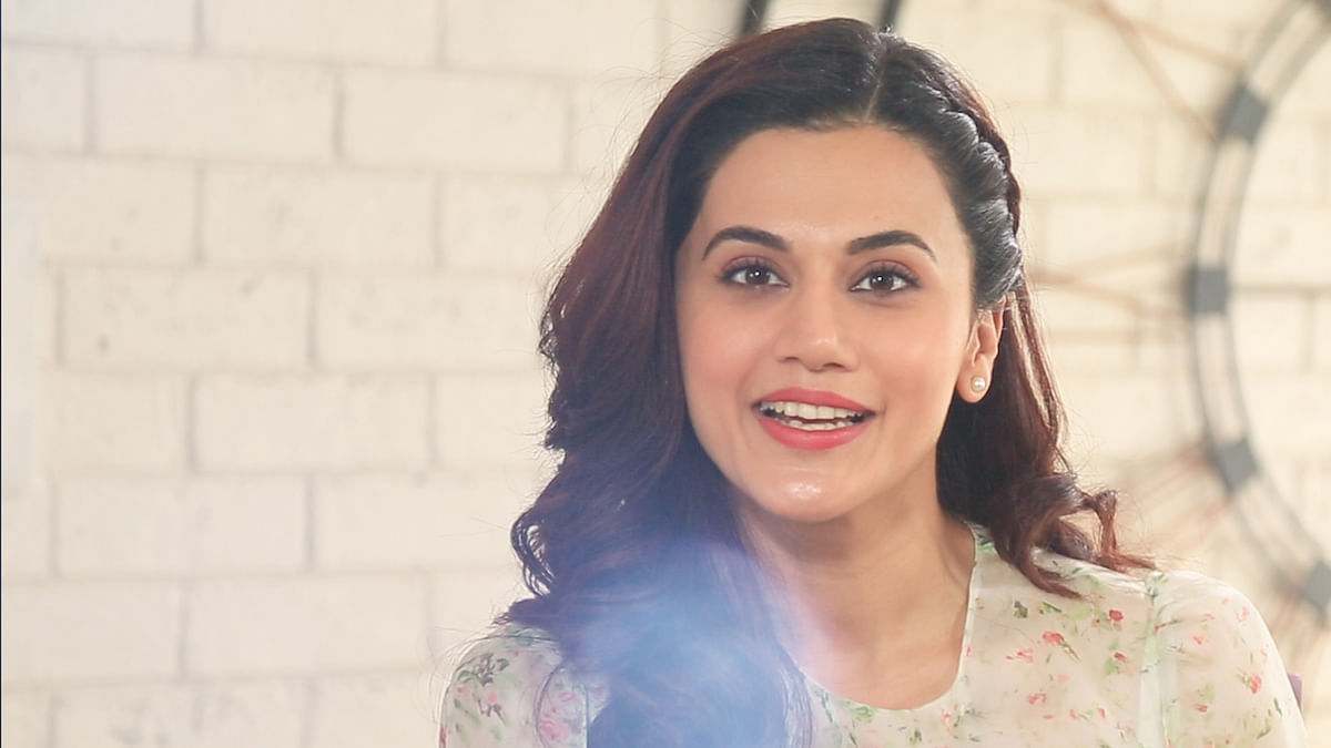 Taapsee Pannu tweets against the labelling of Rhea Chakraborty.