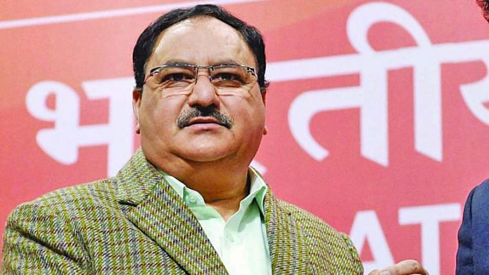 BJP Not to Hold Protest for 1 Month in View of COVID-19: JP Nadda
