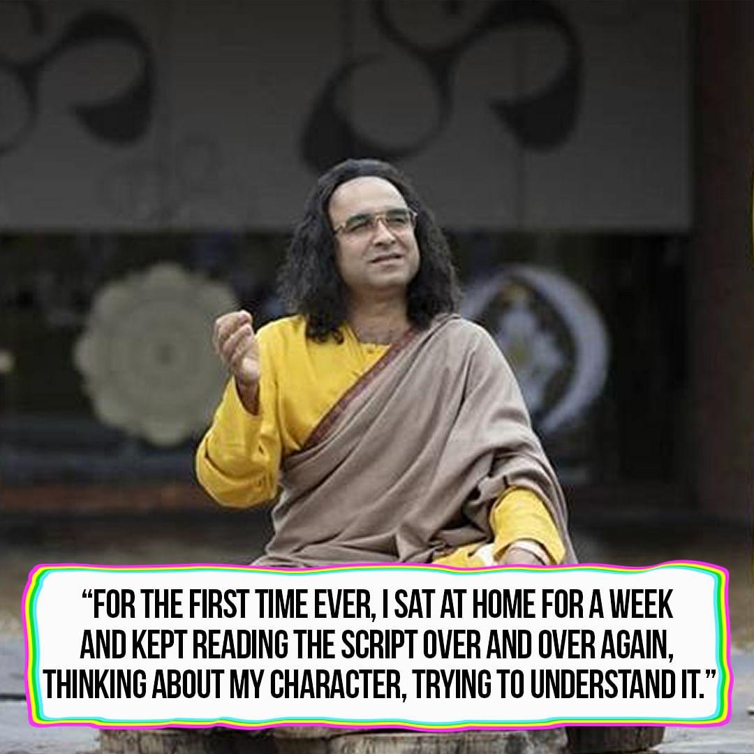 Can't wait to see Guruji's character unfold on season 2.