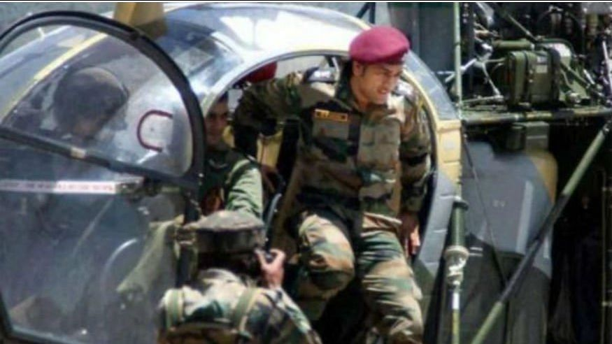 MS Dhoni spent time serving in the Army after returning from what is now his final international outing for India, at the 2019 ICC World Cup.