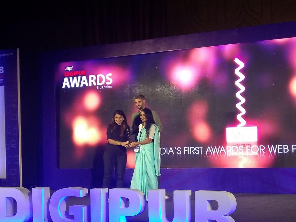 The Quint Bags 12 Awards at Digipub World Awards 2019