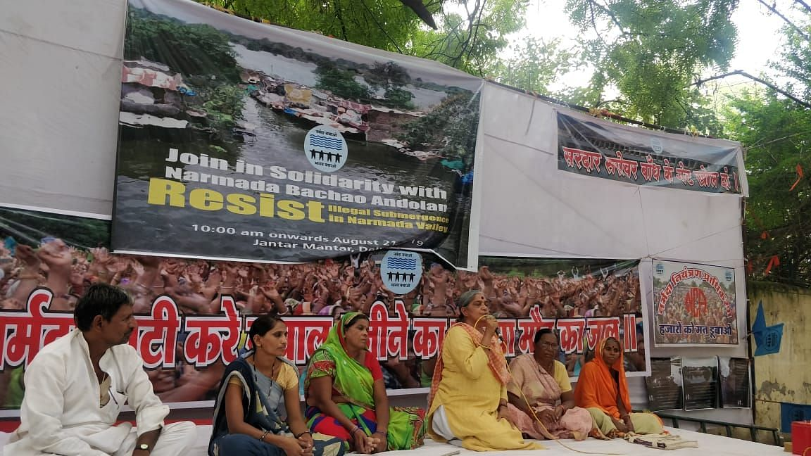 '200 Villages to Submerge in Narmada, But No One Cares': Activists