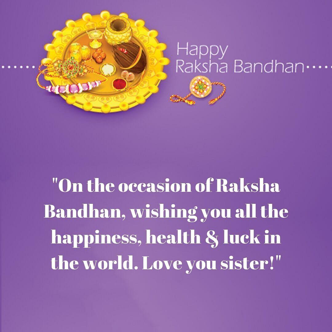 Raksha Bandhan wishes in hindi,english,gujarati,marathi ...