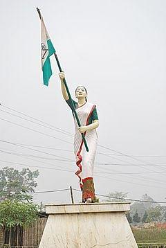 Kanaklata Barua was 17 when she was martyred