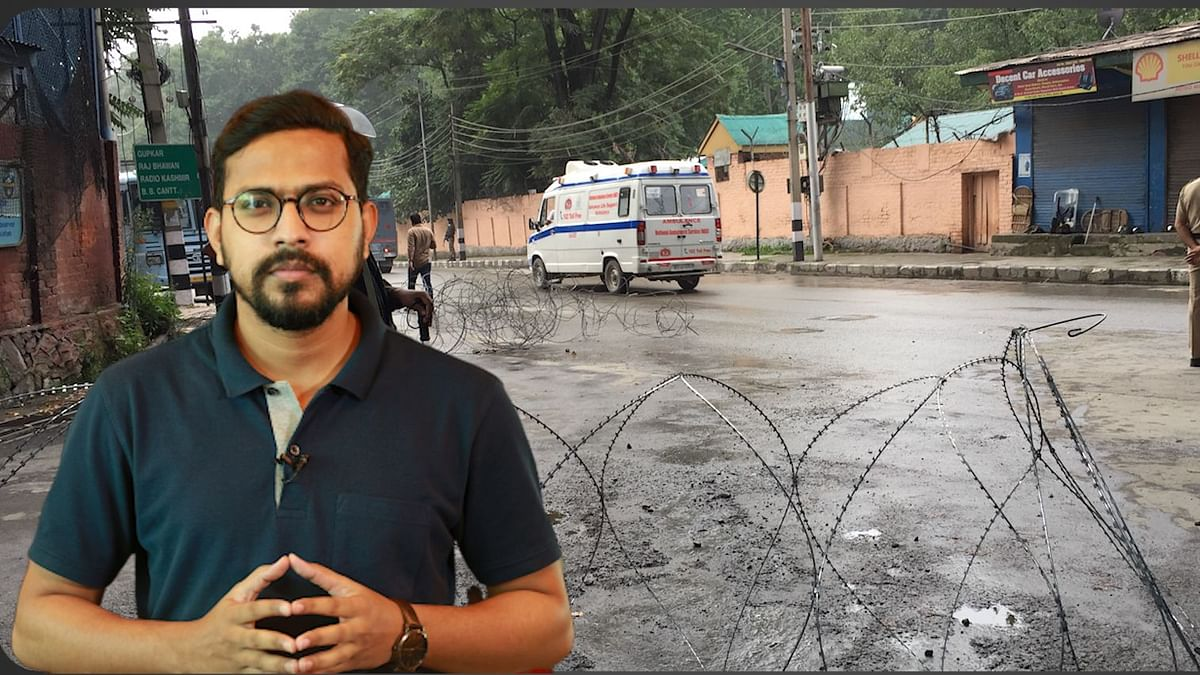 Ground Report: Phone Lines in Kashmir to Be Restored Over Weekend