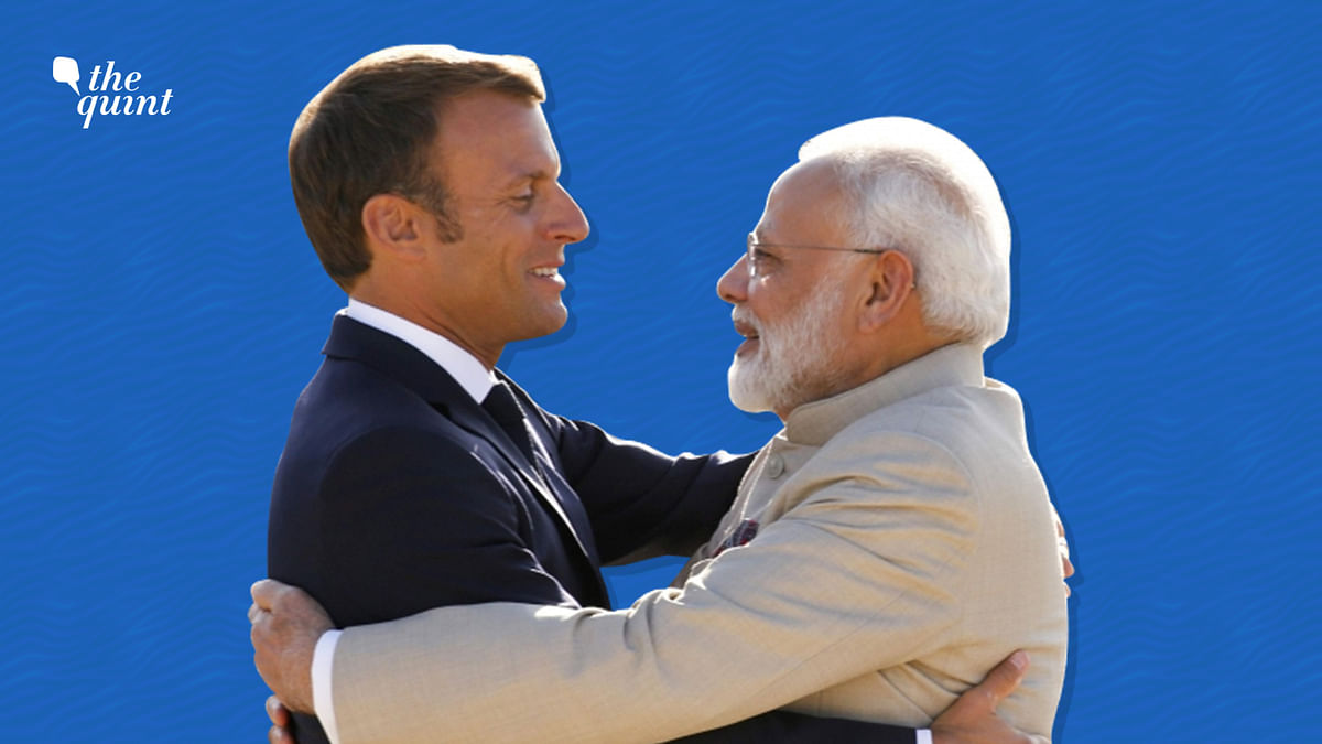 French Companies See Opportunity in India as Modi Meets Macron