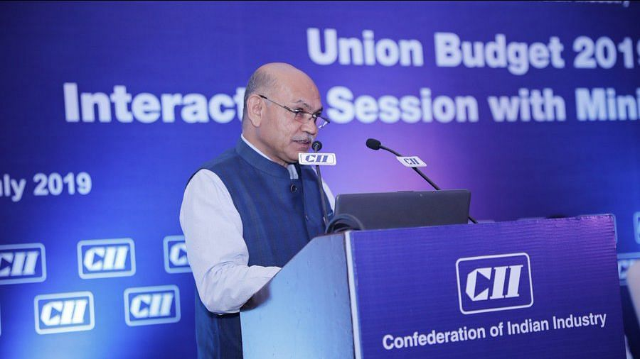 PC Mody, Chairperson of CBDT